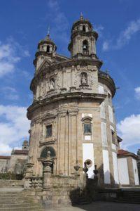 Cities of Galicia Pontevedra