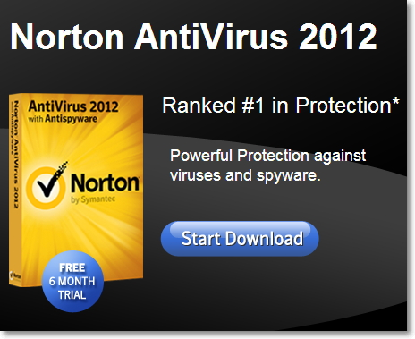 norton antivirus gratis per 3 mesi