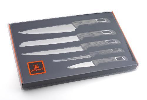 laguiole 5 couteaux wise