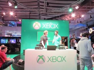 Uno de los escenarios de la Xbox