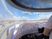 Simulador de auto de Scan 3XS Systems