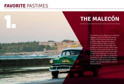 Favorite Pastimes: The Malecón