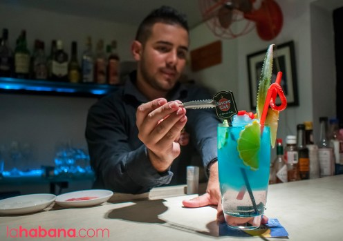 Eating out in Havana is a choice between a dozen private restaurants (paladares)