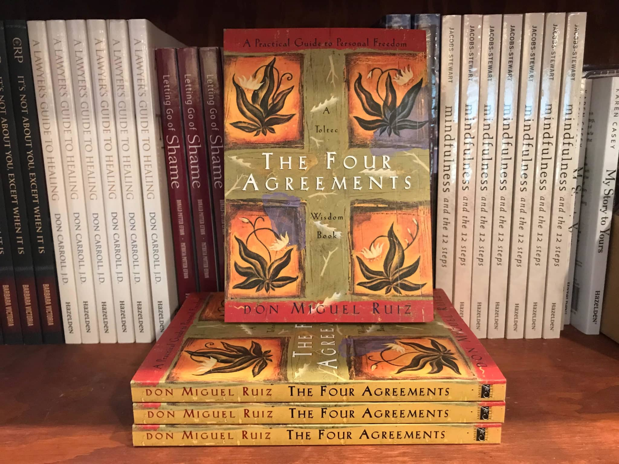A Holiday Book Guide The Four Agreements