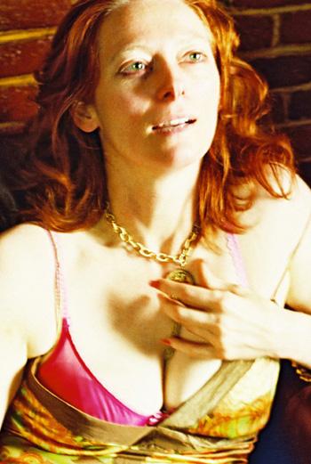 Tilda Swinton, in 'Julia'