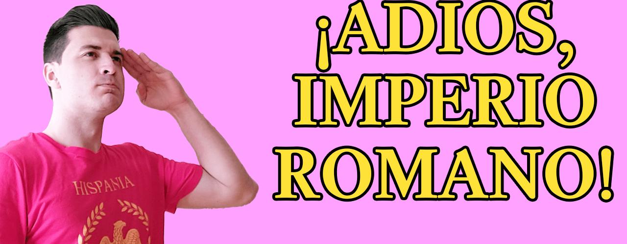 Miniatura episodio 13 ¡Adiós, Imperio romano!