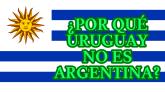 Miniatura extra 10 Por qué Uruguay no es argentina