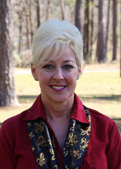 Gina Anderson : AngelWorks Gift Shop Manager
