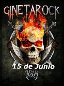 gineta rock 2013
