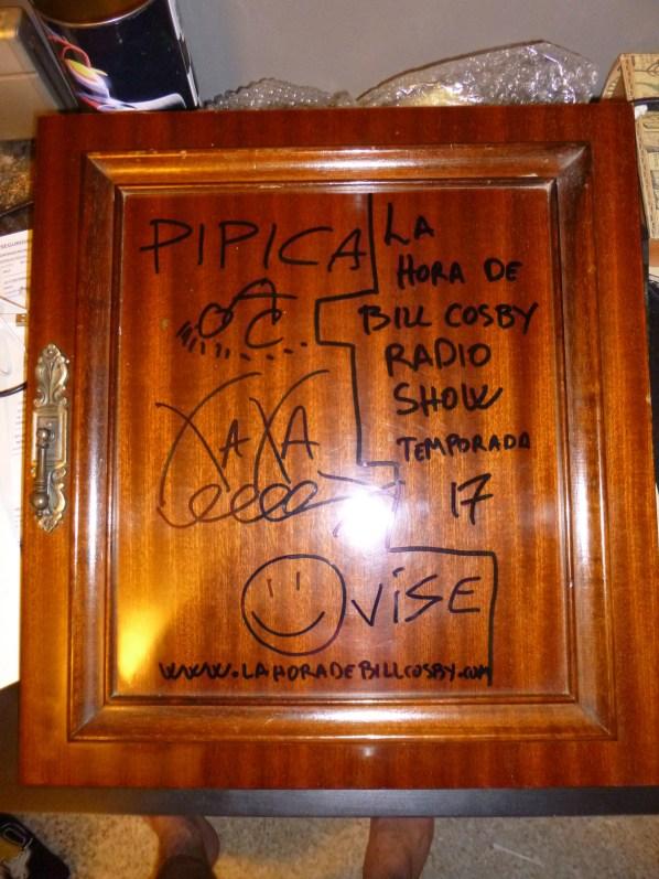 REGALACO LA HORA DE BILL COSBY RADIO SHOW