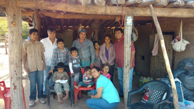 familia-ocho-hermanos-el-quebrachal
