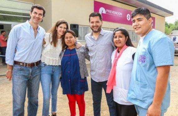 Un nuevo y moderno centro de salud brinda atención sanitaria a la comunidad de La Merced en el chaco salteño