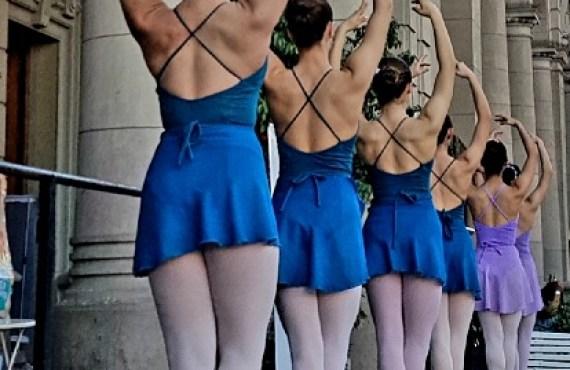La Escuela Oficial de Ballet de la Provincia cierra su ciclo académico con una gala de lujo