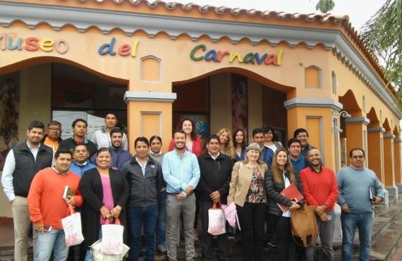 En Rosario de Lerma se realizó el Segundo Encuentro Regional de Gestores Públicos