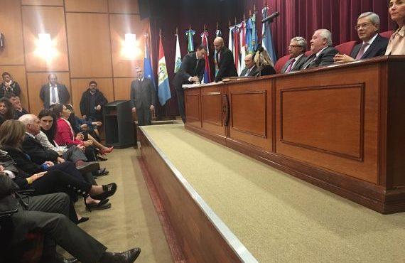 Juramento de cuatro nuevos jueces en el Poder Judicial de Salta