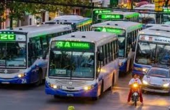 En Salta el transporte será normal