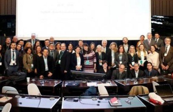 Altos representantes de Salta y Tierra del Fuego presentan en Bruselas los resultados de su cooperación en el ámbito del Programa Europeo IUC-LAC