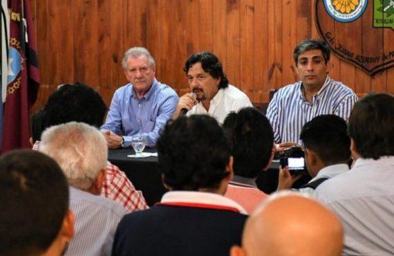 El gobernador Sáenz encabeza la reunión de gabinete ampliado en Tartagal