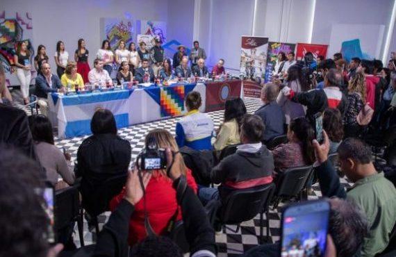 El sábado se realizará la 4 º edición del Carnaval Más Alto del Mundo