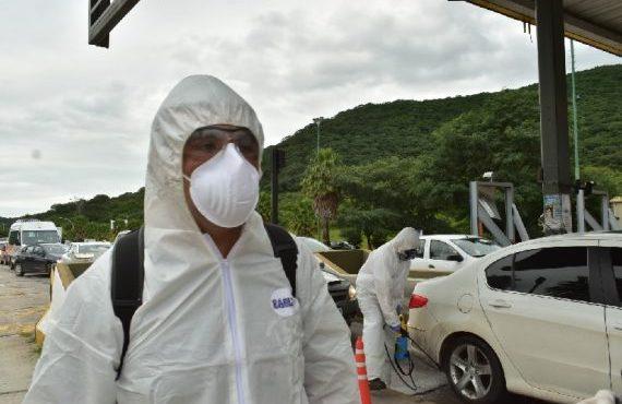 La Policía de Salta multiplica los esfuerzos en toda la provincia ante la emergencia sanitaria