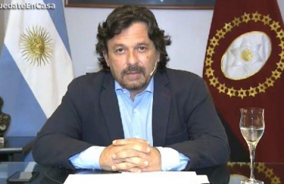 El gobernador anunció un régimen de excepciones para efectuar salidas recreativas y actividades físicas