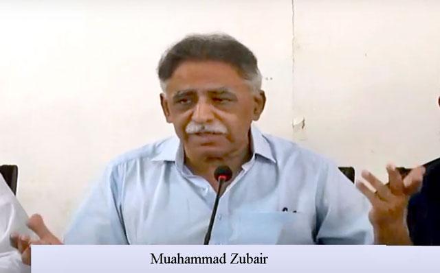 محمد زبیر
