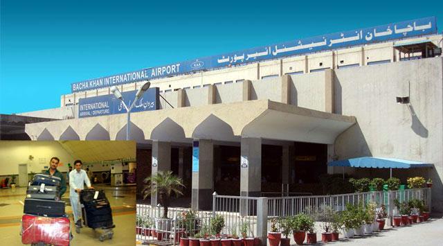 باچا خان انٹرنیشنل ایئرپورٹ