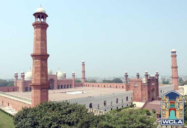 بادشاہی مسجد
