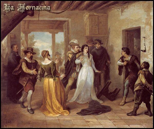Cardenio, Luscinda, Fernando, Dorotea