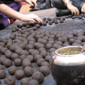 Bombas de Semillas: Agricultura Natural
