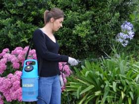 ¿Como elegir un buen pulverizador para el huerto?