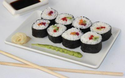 Cómo hacer Sushi de forma sencilla