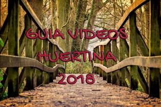 Indice Vídeos Subidos De La Huertina 2018