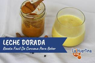 Leche Dorada, la receta auténtica