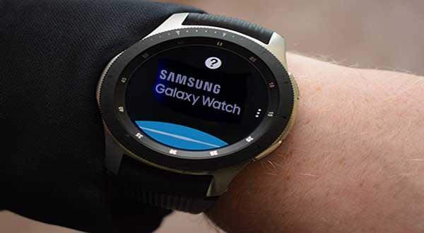 كن على اتصال فى أى مكان مع ساعة Galaxy Watch الجديدة من