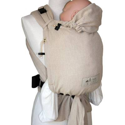 Storchenwiege babycarrier naturel