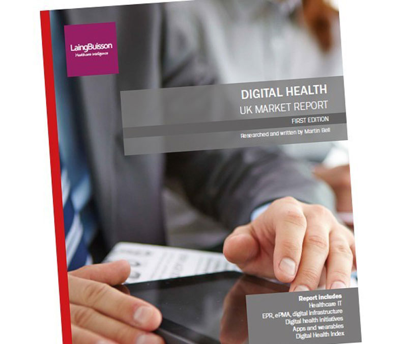 Is the future of healthcare digital? - LaingBuisson