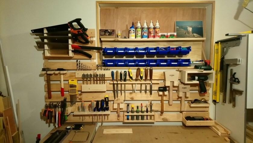 bricolage avec palettes en bois