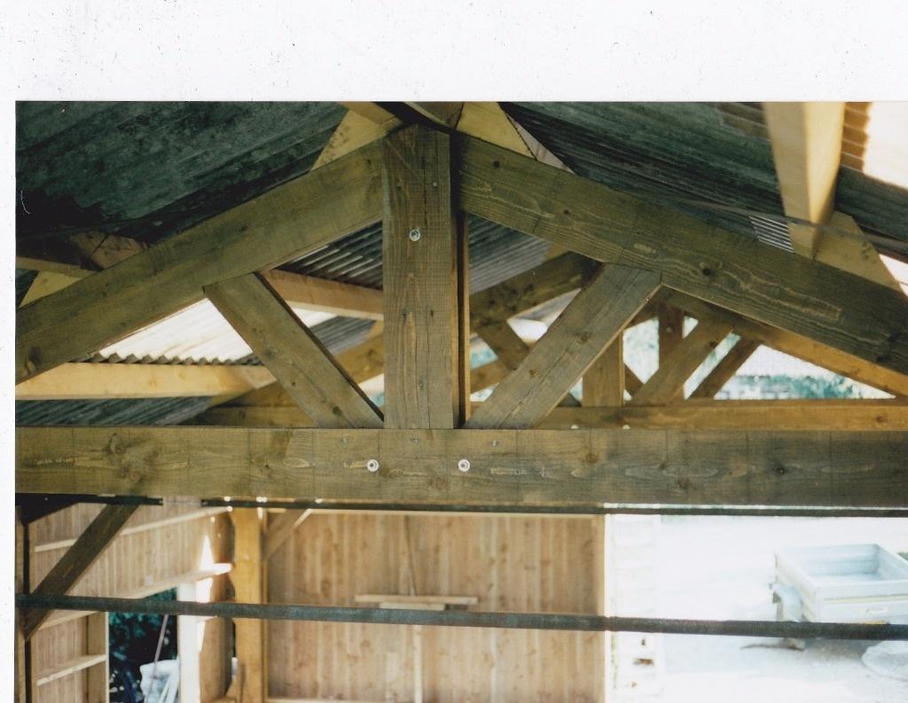bois de construction extérieur
