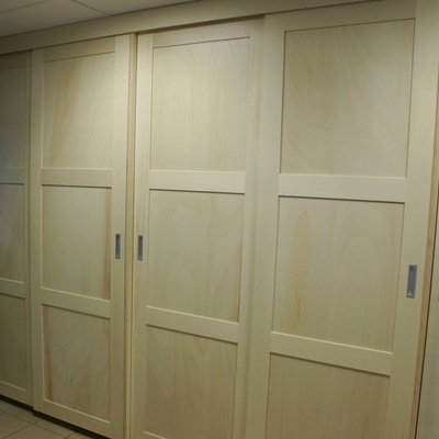portes coulissantes placard