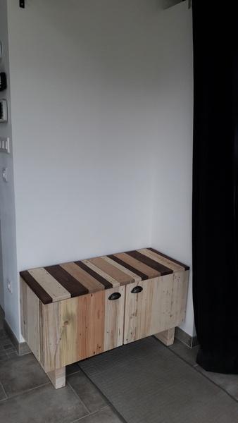 idée meuble en palette