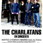The Charlatans el 5 de febrero en Joy Eslava (Madrid ) y el 6 de febrero en la sala Bikini (Barcelona)