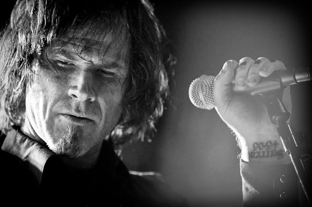 Mark Lanegan. Man at Work.