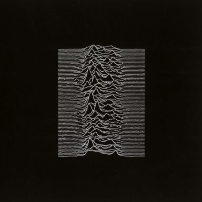 Actualidad con Portadas eternas: Joy Division -Unknown Pleasures- (1979)