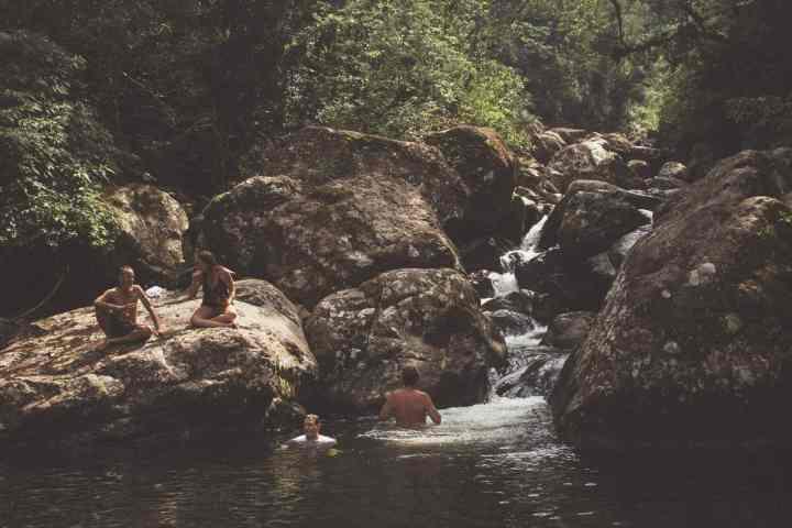 Piscina Natural dos Canyons Malacara