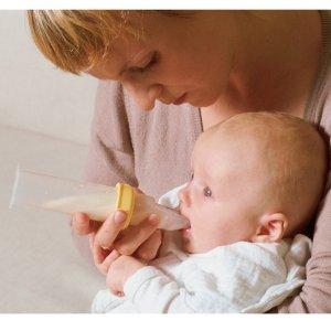 Donner son lait à bébé