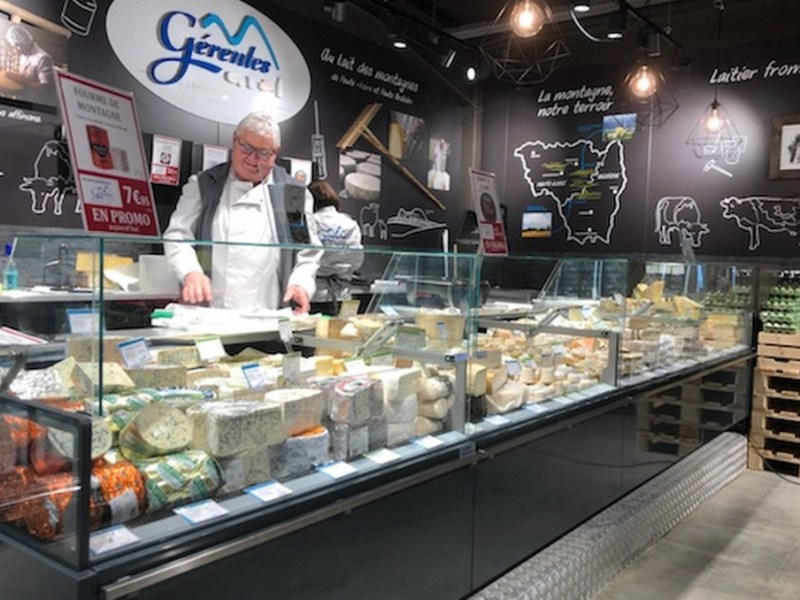Fromagerie Gérentes Colombe