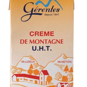 crème de montagne laiterie gerentes
