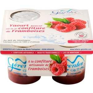 yaourt au lait de montagne laiterie gerentes