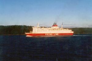 matkustajalaiva DIANA II